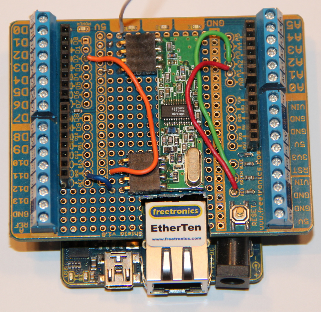 Hacking the WH2 Wireless Weather Station Outdoor Sensor – Part 3