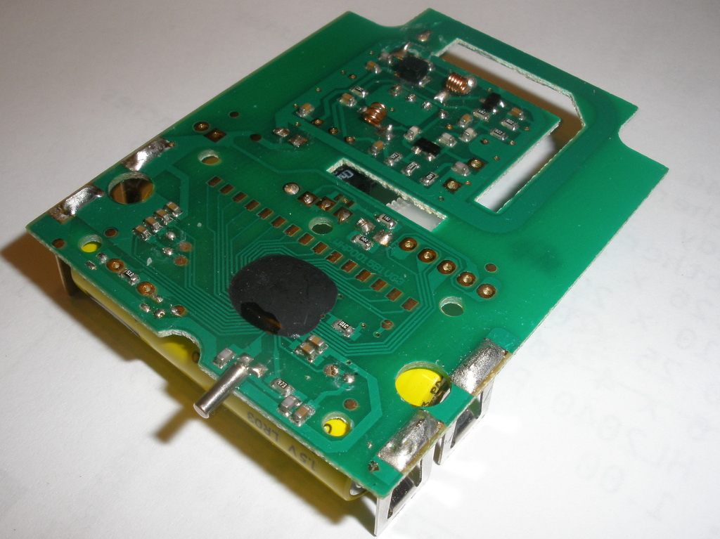 Hacking the WH2 Wireless Weather Station Outdoor Sensor