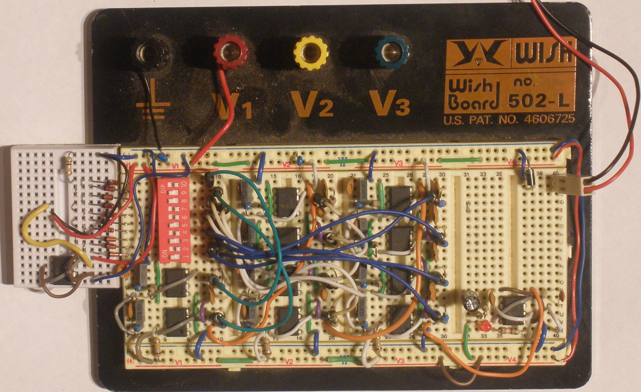 555 Contest Entry An Asynchronous Serial Generator Here Is My Main Circuits Stub At Schematics Blog Briefly